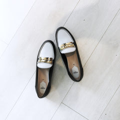 Mine and Yours Fendi Loafers