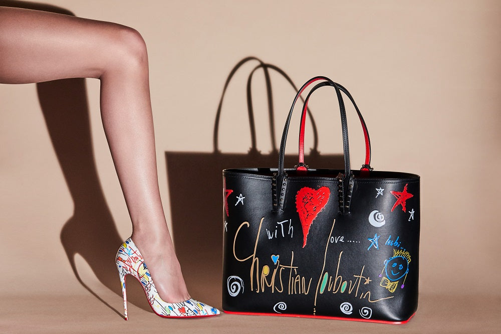 pretty nice bb959 cf29b Christian Louboutin Luxury Designer Resale + Consignment ...
