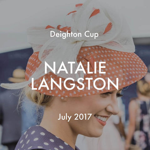 Deighton Cup Natalie Langston