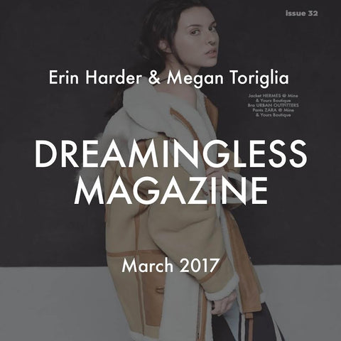 Erin Harder Dreamingless Magazine