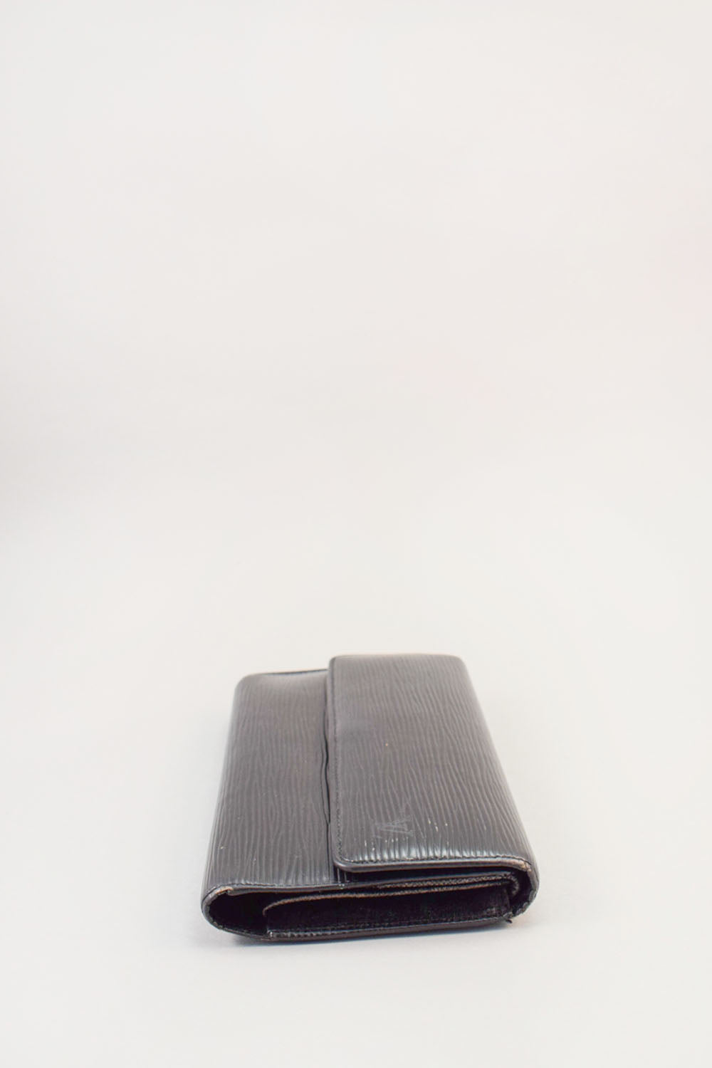 Louis Vuitton Black Epi Wallet