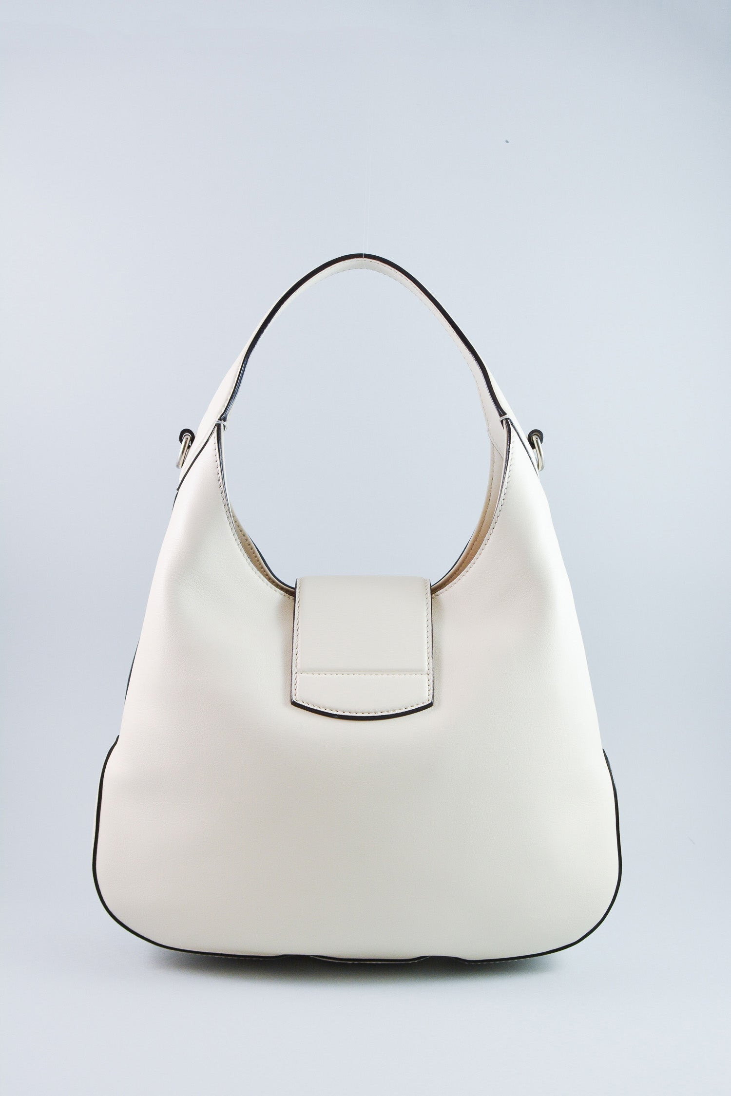 Gucci Dionysus White Web Hobo