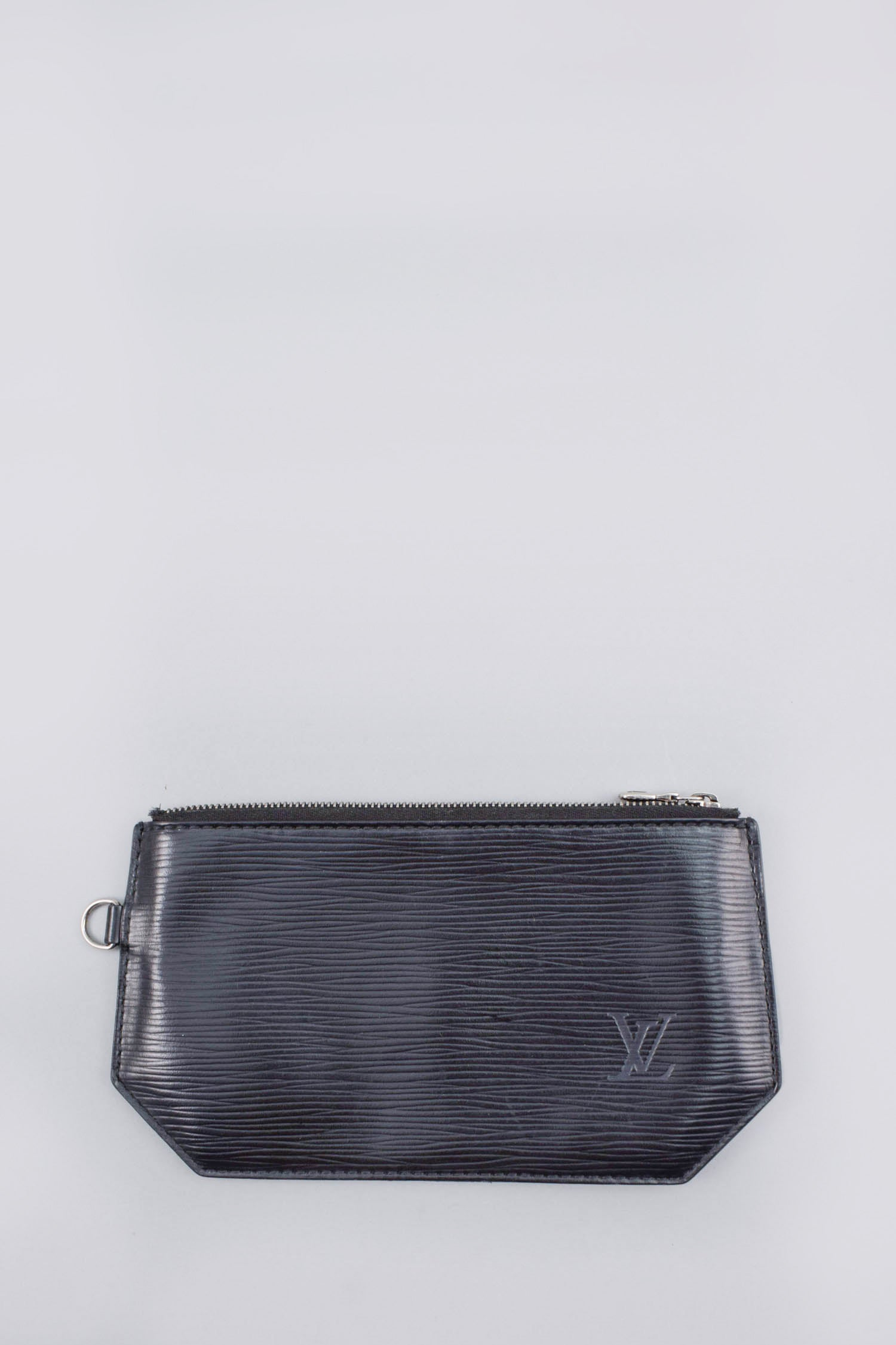 Louis Vuitton Black Epi Sac A Dos Shoulder Bag