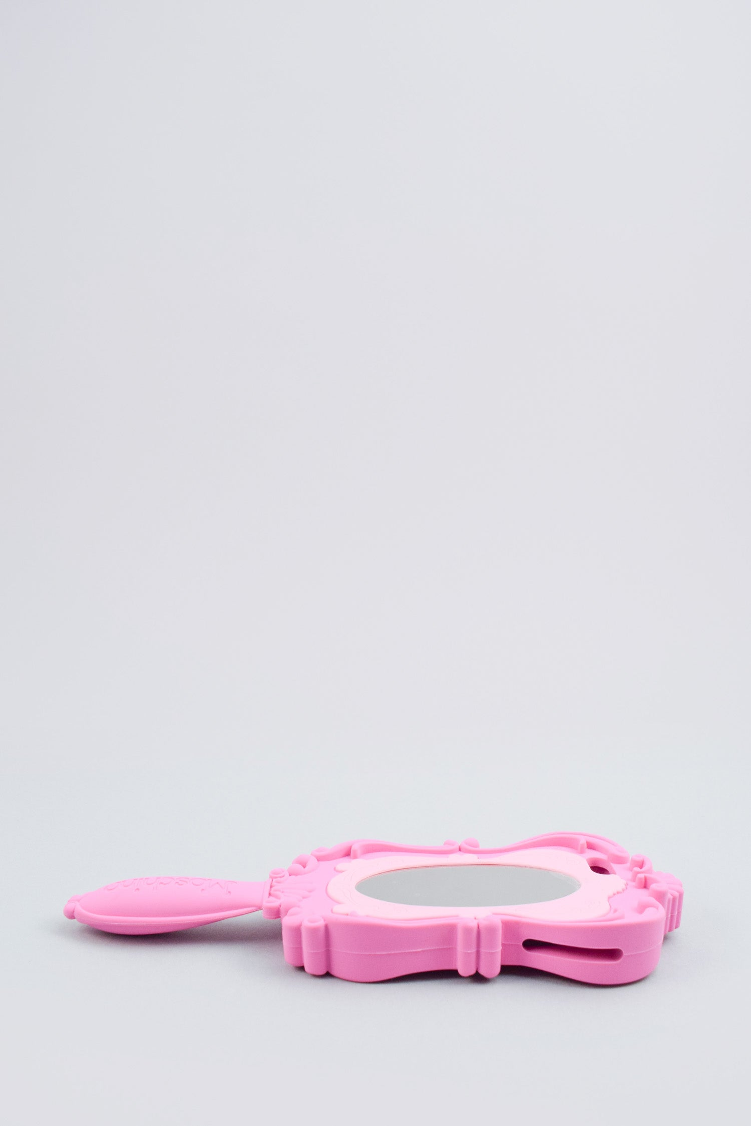 Moschino Pink Hand Mirror iPhone 5 Case