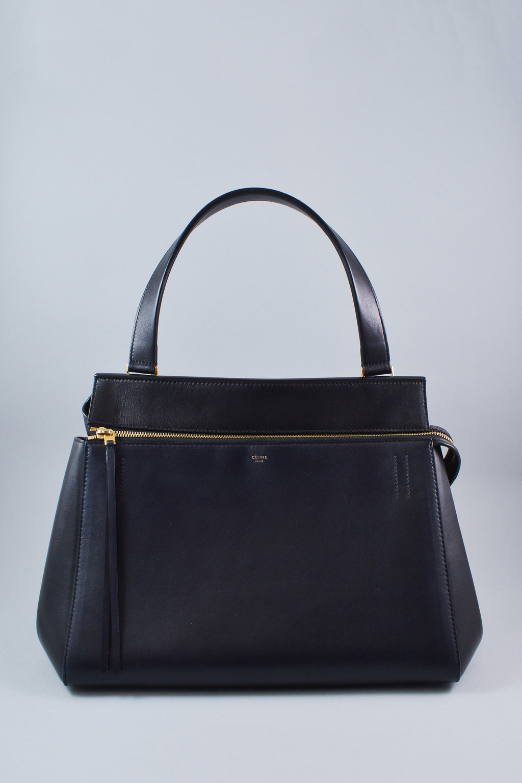 Celine Navy/Black Edge Bag