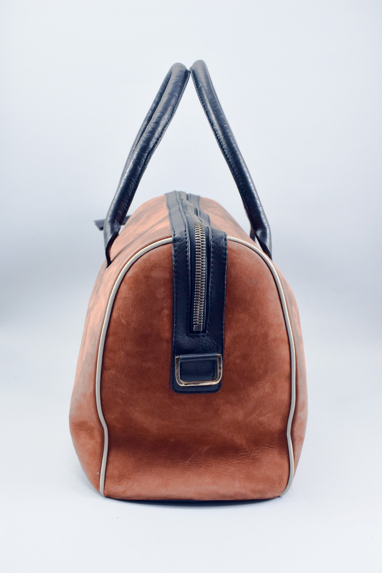 Newbark Brown Suede Bag