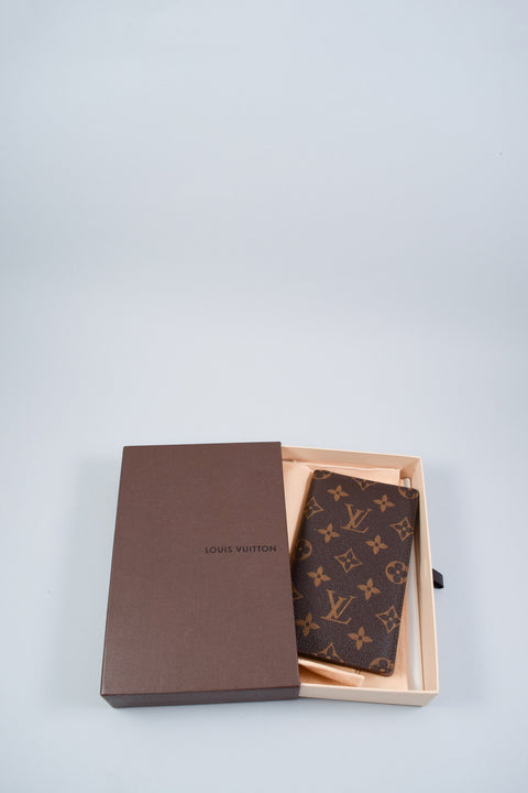 Louis Vuitton Vintage Monogram Address Book