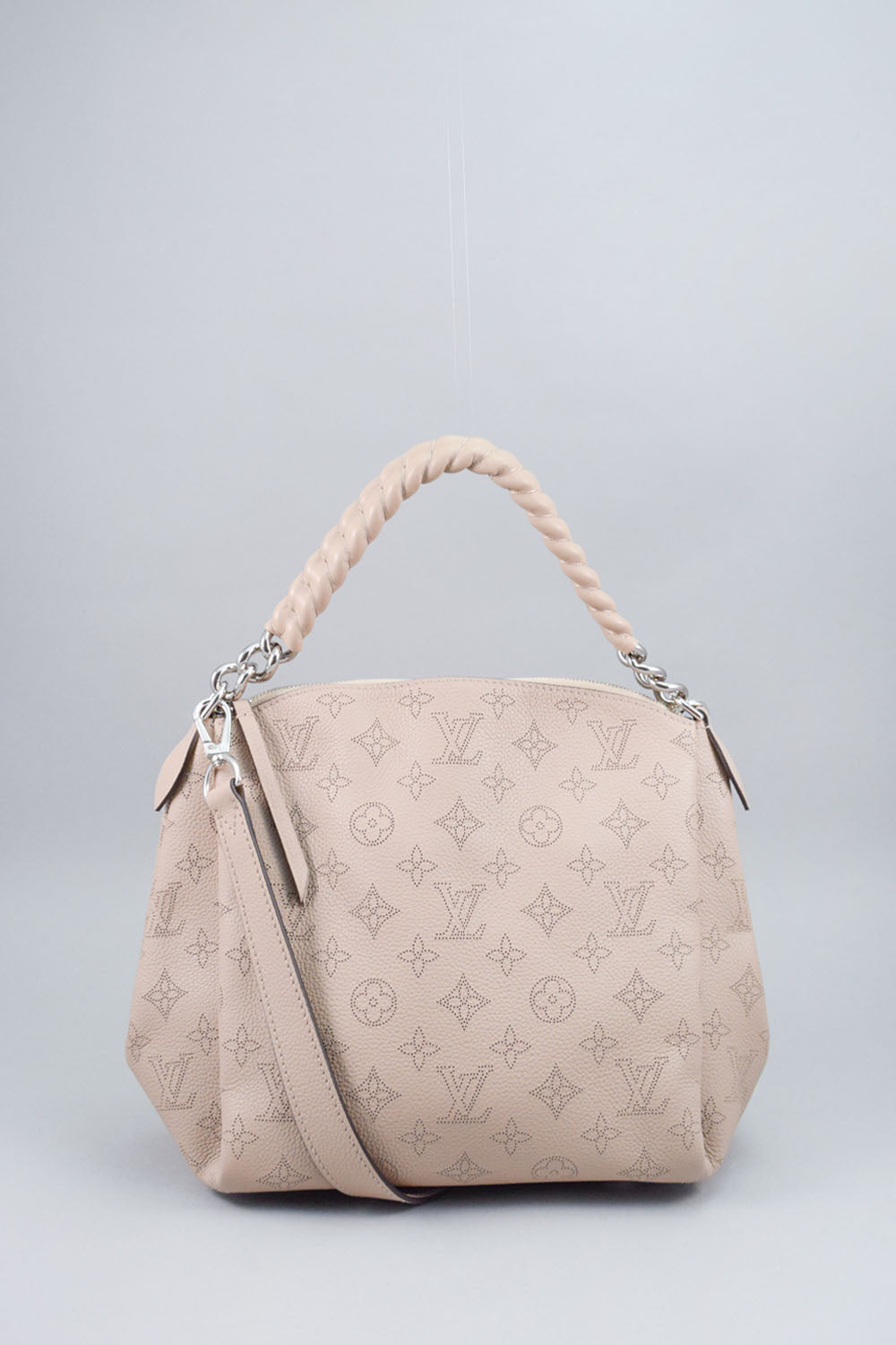 Louis Vuitton Beige Babylone Chain BB Mahina