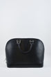 Louis Vuitton Black Epi Alma MM