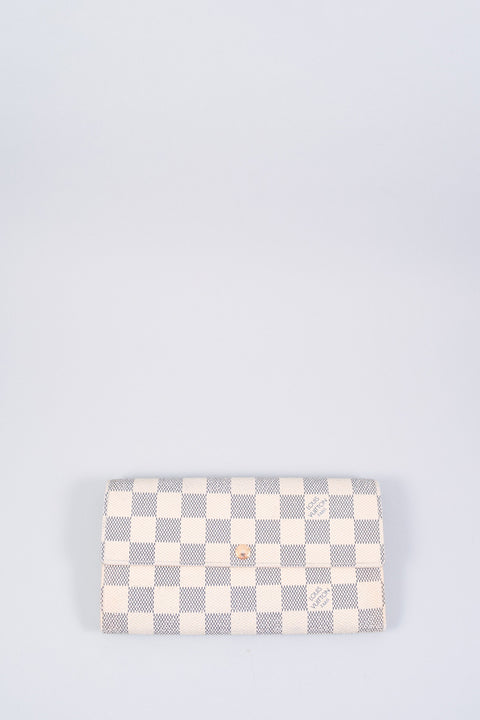 Louis Vuitton Damier Azur Wallet