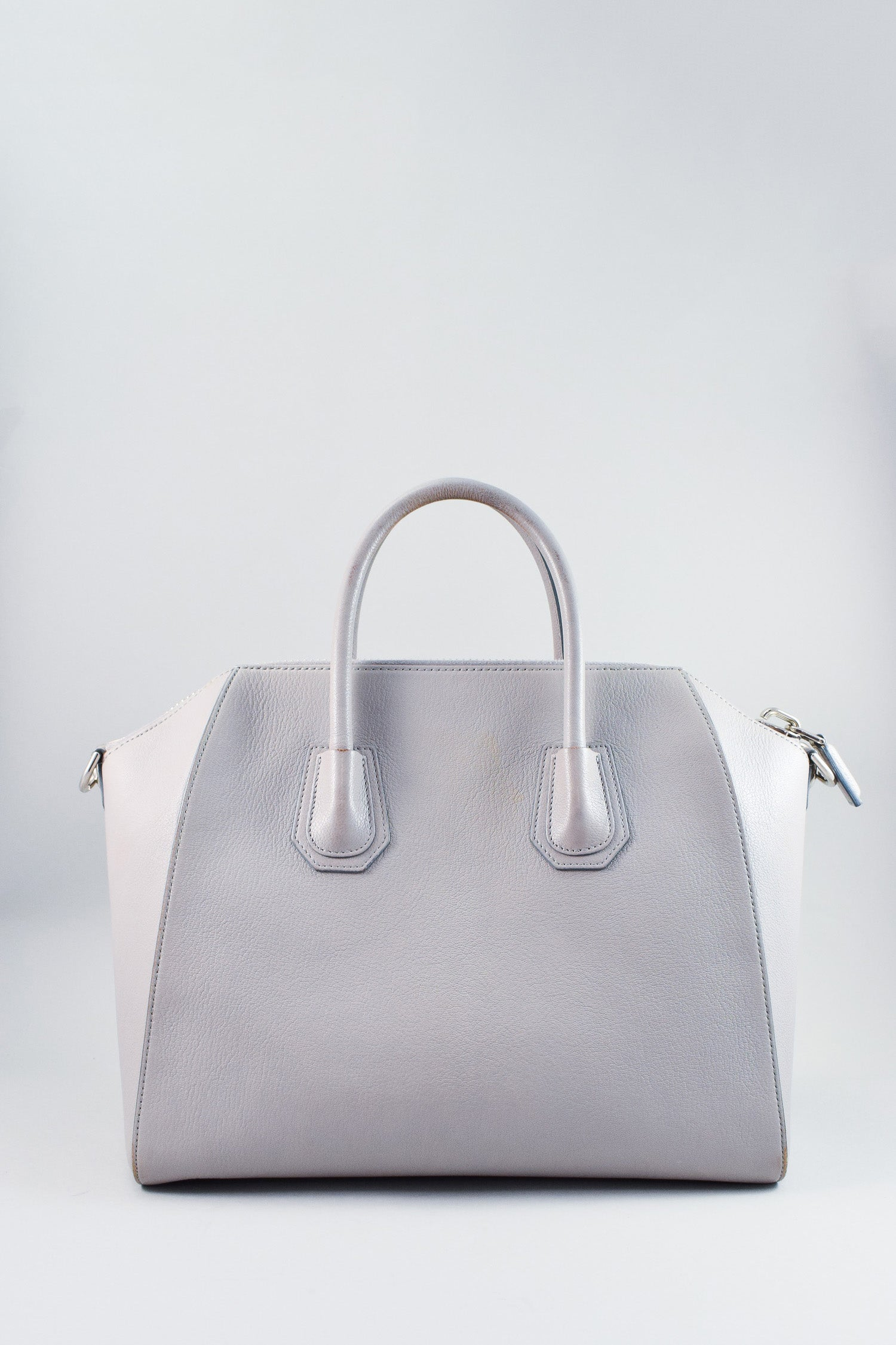 Givenchy Grey Medium Antigona Bag