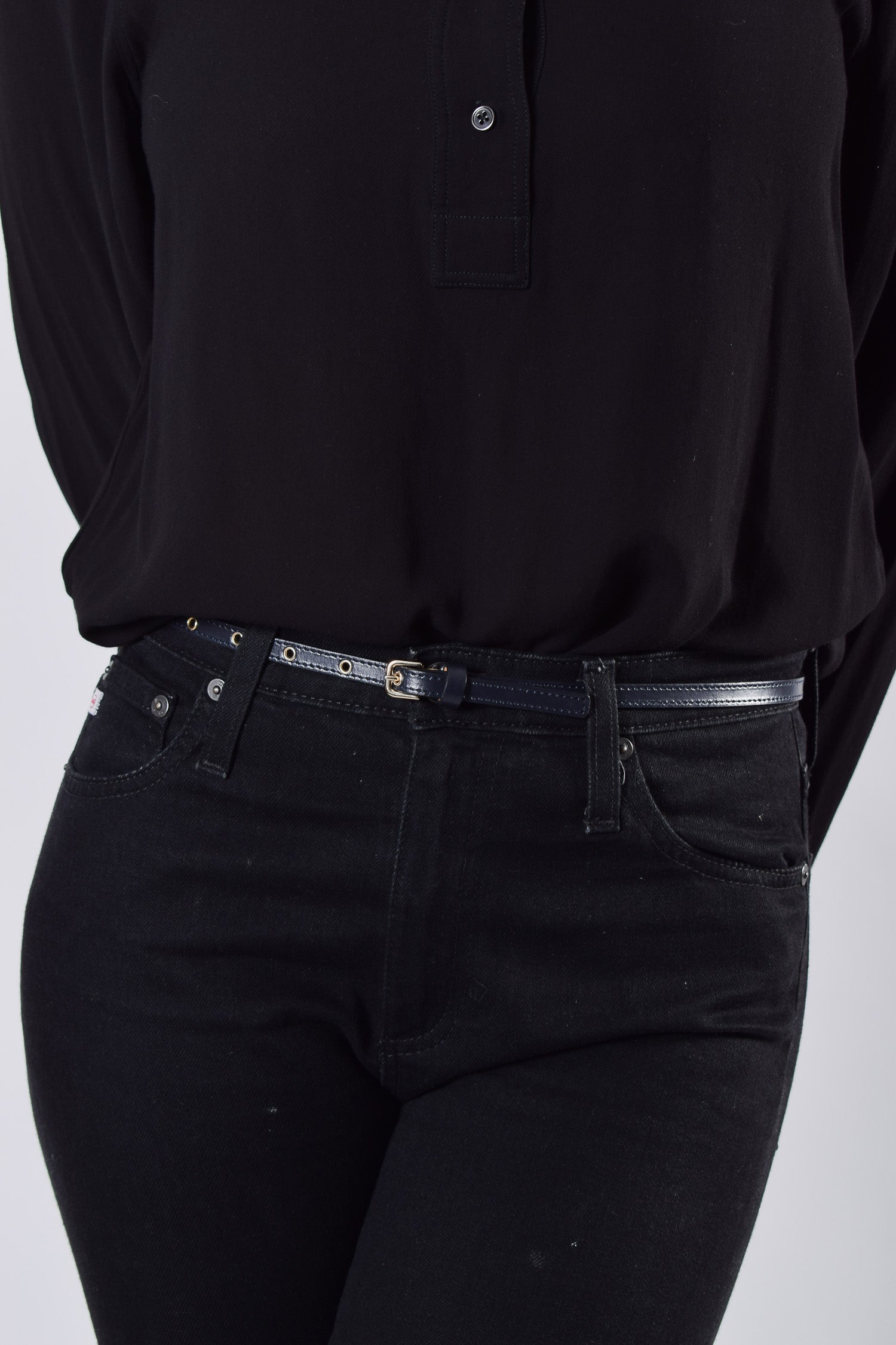 Max Mara Black Belt