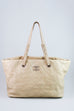 Chanel Beige on the Road Tote