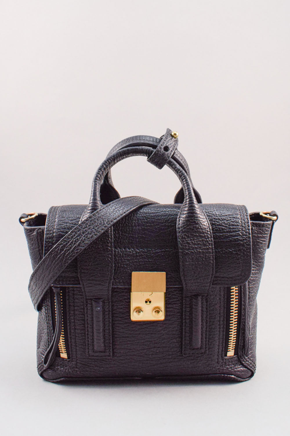 3.1 Phillip Lim Black Mini Pashli
