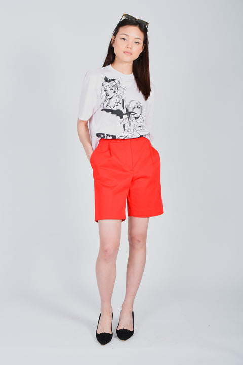 Hermes Red Shorts Size 38