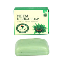 Load image into Gallery viewer, Soap - Neem Herbal Soap
