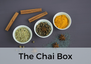 Tea Box - The Chai Box