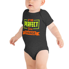 Load image into Gallery viewer, I'm Perfect - Onsie