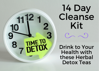 Tea Box - 14 Day Cleanse Kit