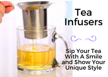 Load image into Gallery viewer, Tea Infusers