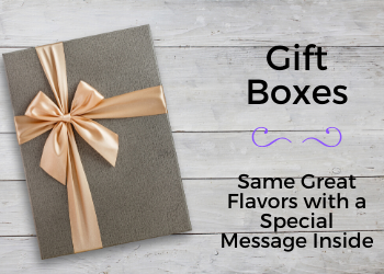 GIFT box - Give The Tea Box of the Month