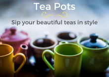 Load image into Gallery viewer, Tea Pot - Glass