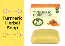 Load image into Gallery viewer, Soap - Turmeric Herbal Soap