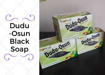 Soap - Dudu-Osun Black Soap