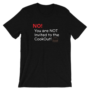 CookOut - Short-Sleeve Unisex T-Shirt