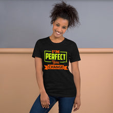 Load image into Gallery viewer, I'm Perfect -  Short-Sleeve Unisex T-Shirt