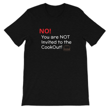Load image into Gallery viewer, CookOut - Short-Sleeve Unisex T-Shirt
