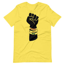 Load image into Gallery viewer, Freedom Isn't Free Fist LARGE - Short-Sleeve Unisex T-Shirt