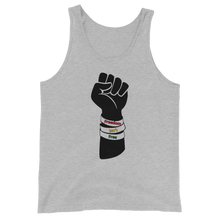 Load image into Gallery viewer, Freedom Isn't Free Fist - Unisex Tank Top