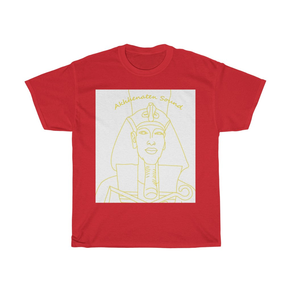 Unisex Akhenaten Sound Heavy Cotton Tee