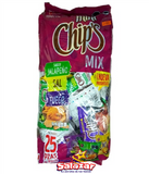 "BARCEL MINI CHIPS MIX B.-450GR.- ""C/6/25"""
