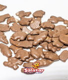 "ZOOLOGICO GALLETA C/CHOCOLATE X KILO AGRANEL ""C/9/1"""