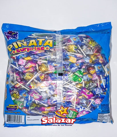 "PIÑATA SURPRISE SONRICS MAGIC -B2270 G- ""C/6/2.2KG"" -PZA-"