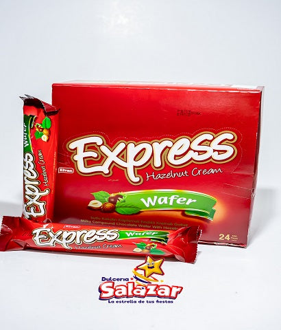 "ELVAN EXPRESS WAFER 35G. -D.840G.- ""C/6/24"""