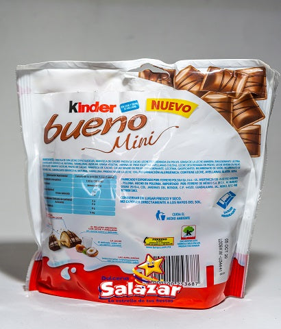 "KINDER BUENO MINI -B.108G.- ""C/24/20"""