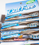 "CHOCOLATE BARRA DULFREE S/AZUCAR -T160G ""C/10/8"" -PZA-"
