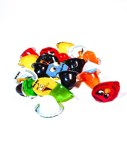 "GELATINA MINI ANGRY BIRDS CANDY BOX B.-600GR.- ""C/16/40"""