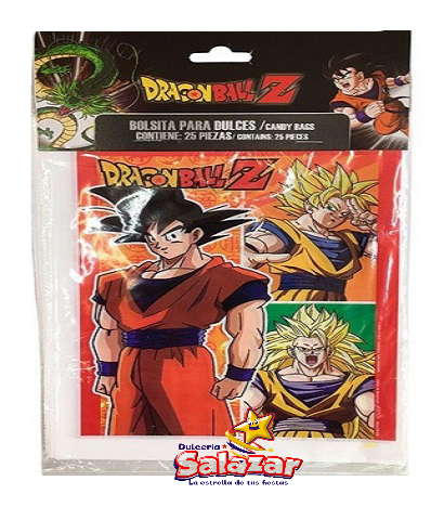 "BOLSA GRANMARK DRAGON BALL ""P/6/25"""