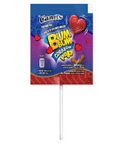 "PALETA BUM BUM CORAZON POP -B.468G.- ""C/24/36"""