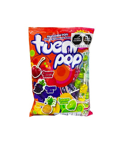 "TUENI POP PALETA CANELS -B-395G- ""C/16/42"""