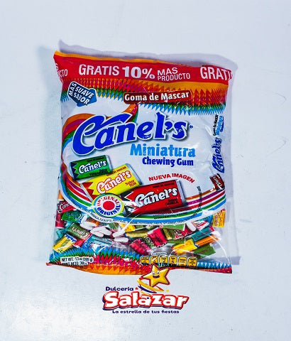 "CANELS MINIATURA CHICLE -B.-369GR- ""C/24/369G"""
