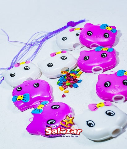"CHICLERA CARITA KITTY 10P ""C/30/10"""