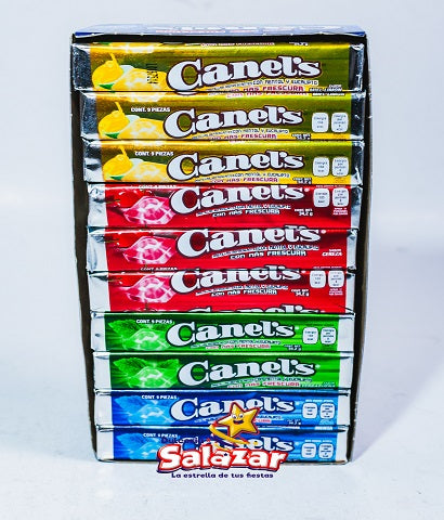 "CANELS PASTILLA DISPLAY -D.-752.4GR- ""C/30/20"""
