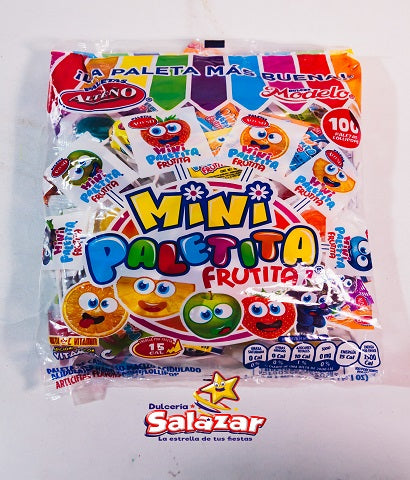 "MINI PALETITA 100P ALTEÑO -B.-400 G- ""C/28/100"""