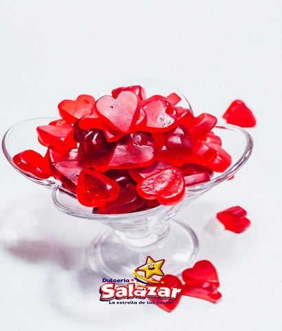 "MINI LOVE GOMITA CORAZON KARLA B.-900GR.- ""C/12/900G"""