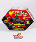 "FORRITOS CHAMOY ZUMBA PICA CUBRE MANZANA-D.365GR- ""C/24/5"""